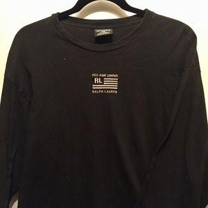 Men's Polo Jeans Company LS T Shirt - Vintage 2000